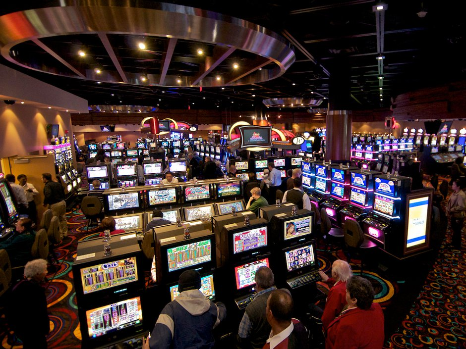 Tips To Start Out Constructing A Casino You All The Time Needed